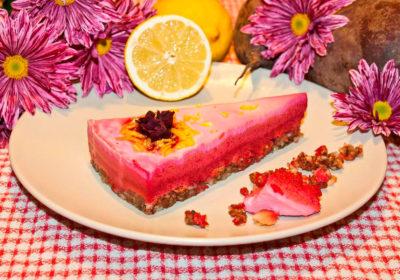 Mrkvovo-řepný dort