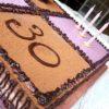 Čtvercový raw dort - 30