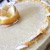 Limetkový raw dort